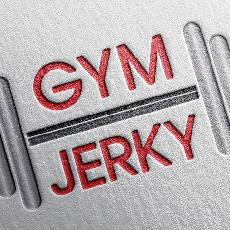 Gym Jerky Logo