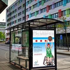 Paralympics Street Advertisement