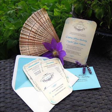 Romantic Garden Wedding Suite