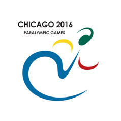 2016 Chicago Paralympics Logo
