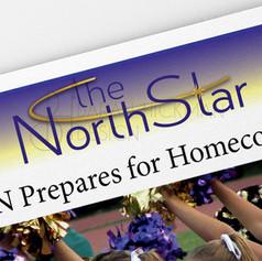 The North Star Logo
