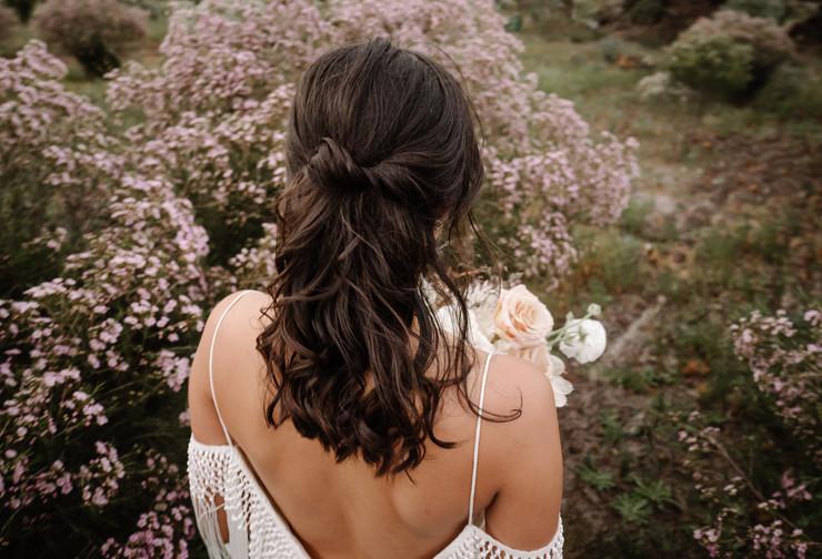Wildflower shoot