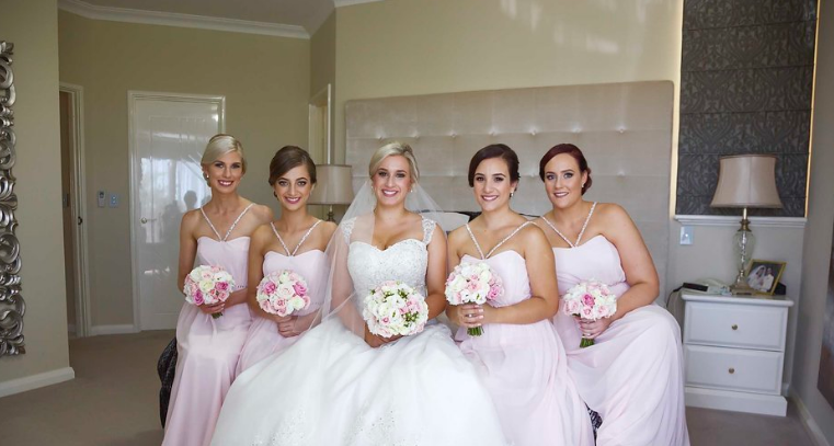 Bridal Party Jessica Scott & Maids