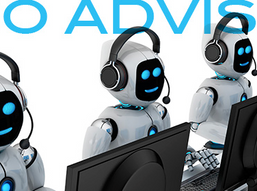What Robo-Advisors Recommend: An Answer on the Efficient Frontier