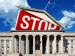 Debt Ceiling - Stop Sign for Federal Borrowing