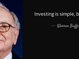 Simple Investing: Active, Passive and a Long Term Method for Success