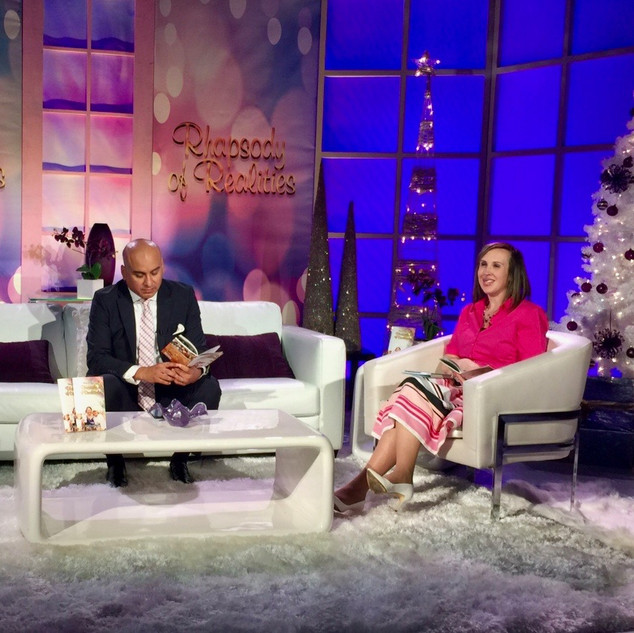 Loveworld TV USA Canada Rhapsody Dailies