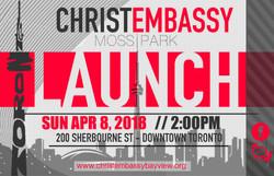 Christ Embassy Moss Park