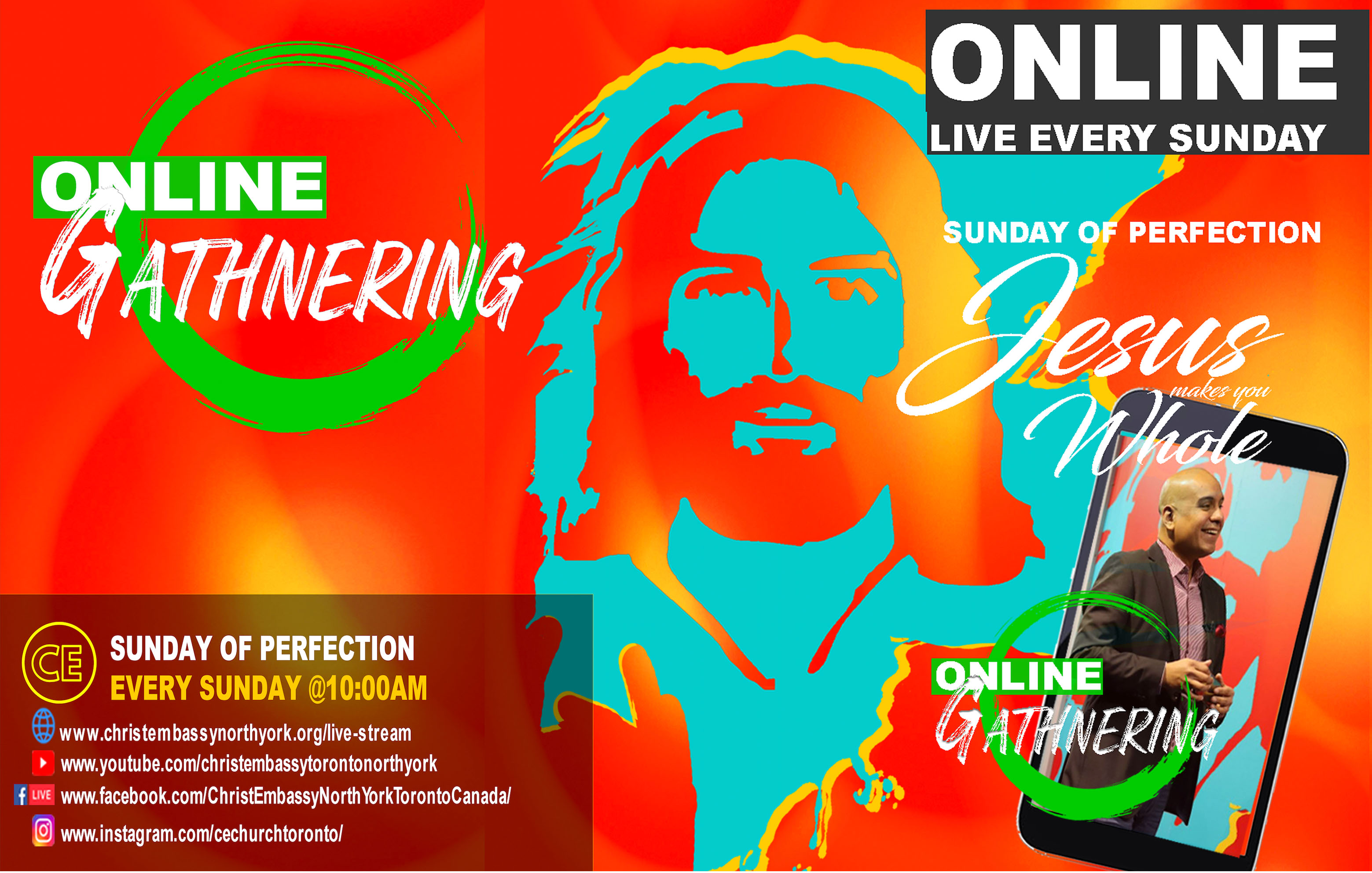 ONLINE - Sunday of Perfection (Web) Chri