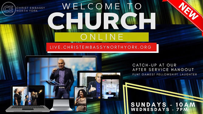 Christ Embassy Live Stream