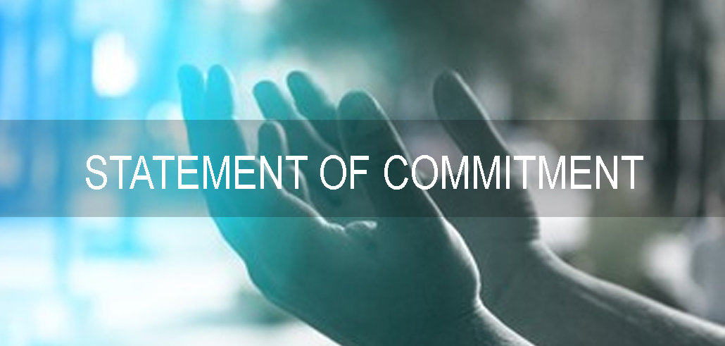 christ embassy statement of COMMITMENT 5