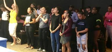 Christ Embassy Toronto Worship 77 Ingram