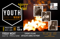 YOUTH BONFIRE NIGHT