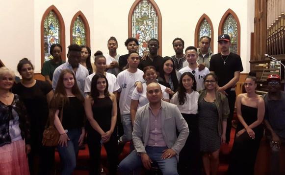 Christ Embassy Toronto Canada - Youth Mi
