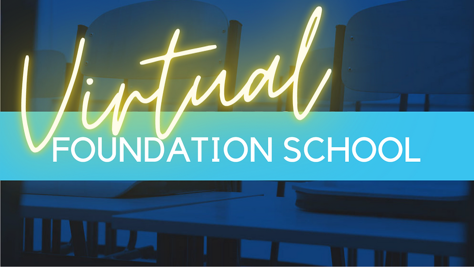 CHRIST EMBASSY VIRTUAL FOUNDATION SCHOOL