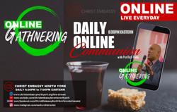 ONLINE - Daily Communion (Web) Christ Em