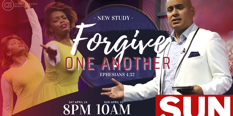 """LEARN ABOUT FORGIVENESS -""""FORGIVE ONE ANOTHER"""" DAY 2 (APRIL 25, 2021)"""