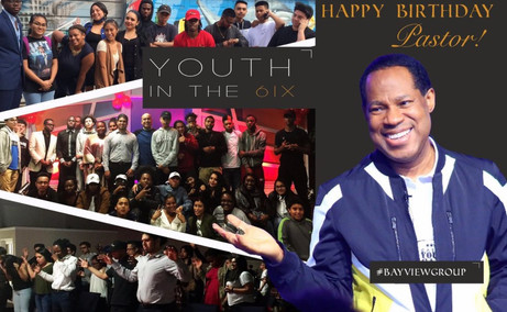 Christ Embassy Toronto Canada - Youth Ha