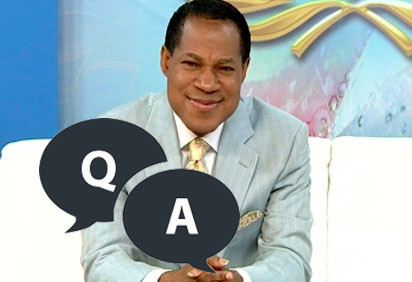 Q&A with Pastor Chris