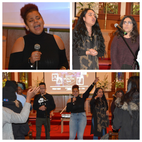Christ Embassy Toronto Youth Ministry AR