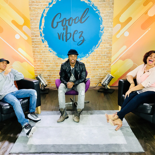 Loveworld Canada Shows - Good Vibez Sche