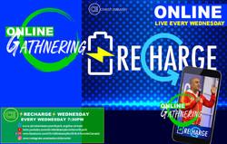 ONLINE - RECHARGE WEDNESDSY (Web) Christ