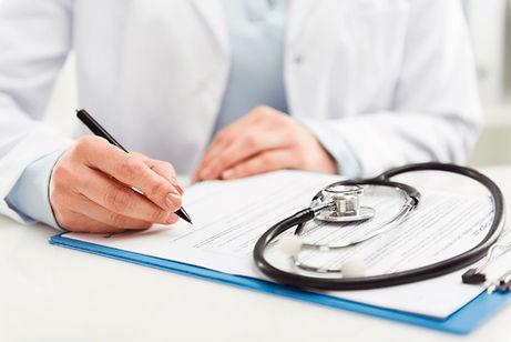 Control medico