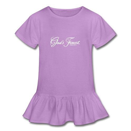 Girl's Ruffle T-shirt