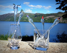 Whisky pipettes