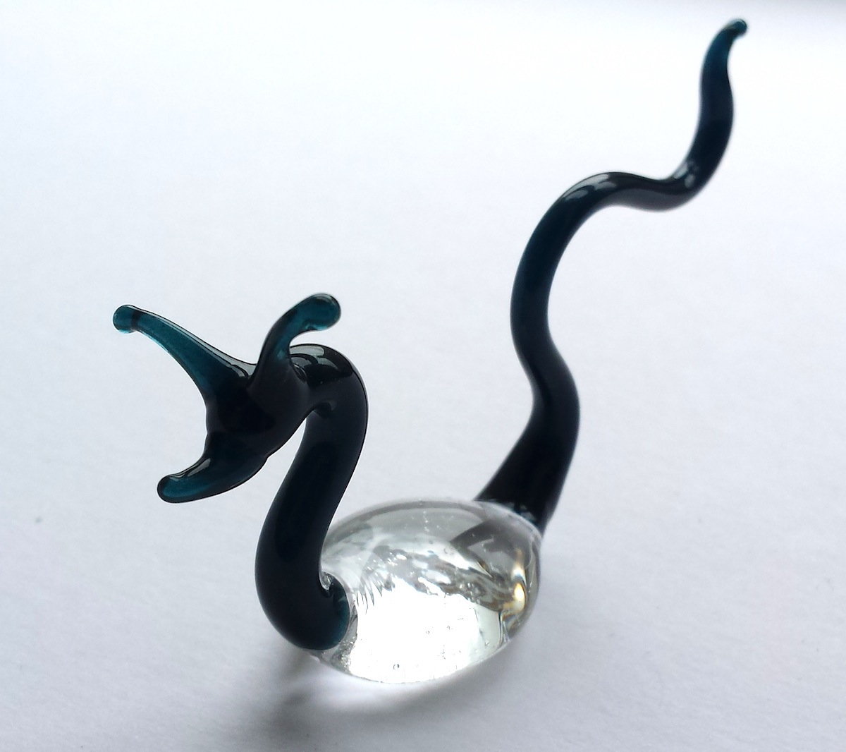 Large Colour glass Nessie