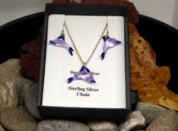 Dolphin jewellery set