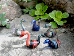 Mini glass Nessies