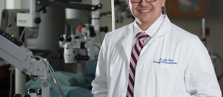 Hospital Heroes: Dr. Alp Sener, Chief of Urology