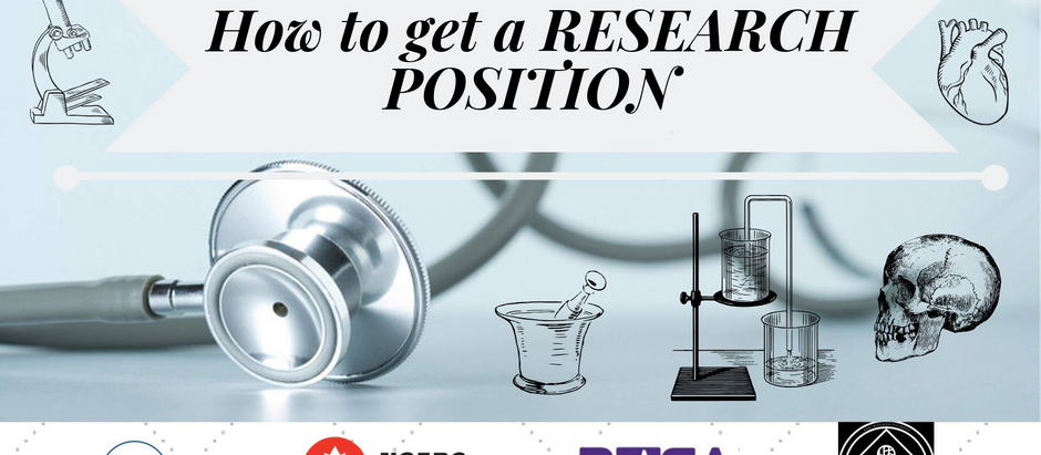 How to Get a Research Position: a Night of Networking, Information, and Inspiration