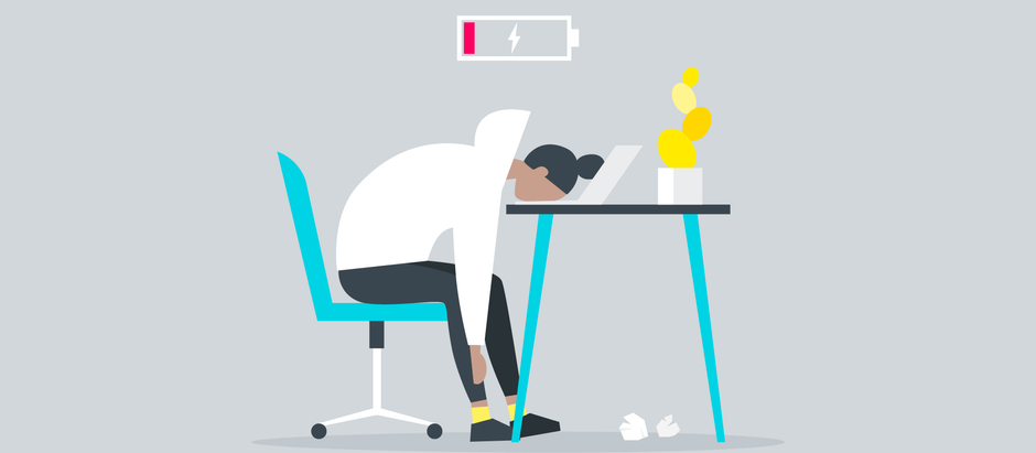 Feeling burned out? Here's what you should do next…