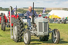 vintage tractors at Wensleydale Show (12