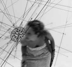 Curator Angela Matarise