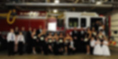 Kutztown Fire Company Wedding Party