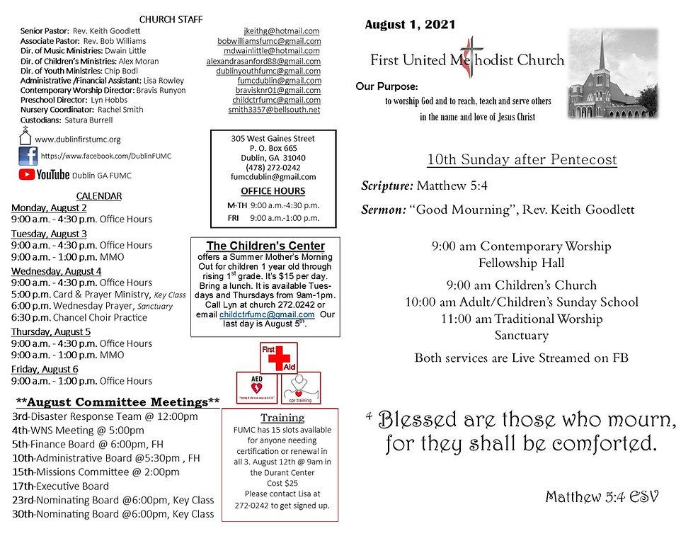 August 1, 2021 In House Bulletin 1.jpg