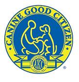 AKC Certified Canine Good Citizen Evaluator Logo