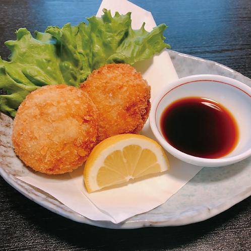 里芋コロッケ(3ヶ)
