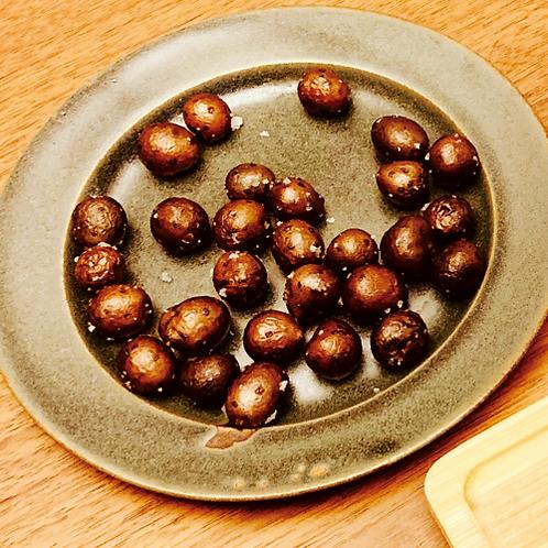 むかご芋炙り
