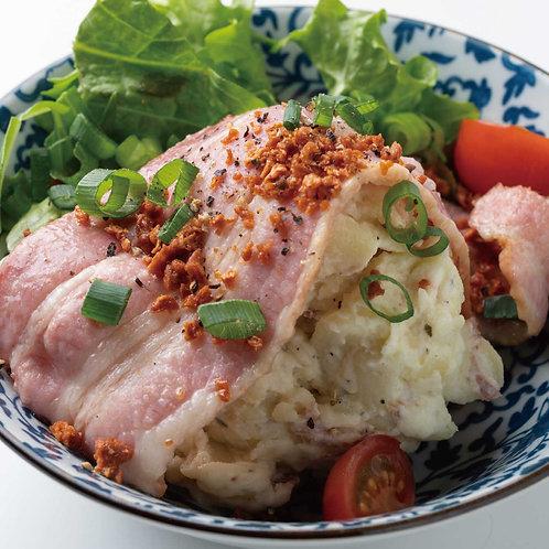 お肉バルのガーリックポテトサラダ