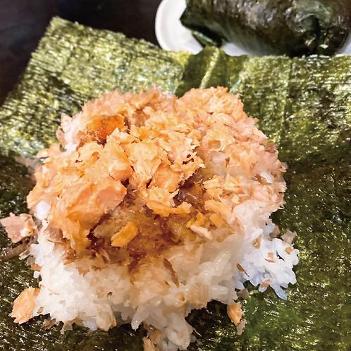 おむすび(明太子/鮭/昆布)