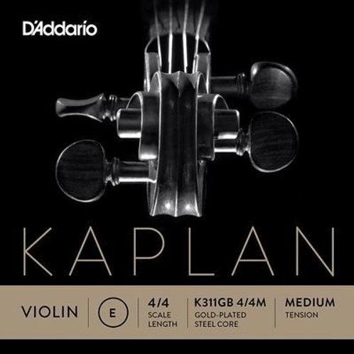 D'Addario, Kaplan, Violin String E