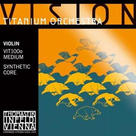 Thomastik, Vision Titanium Orchestra, Violin String, E