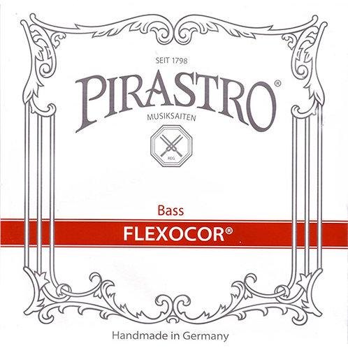 Pirastro Flexocor, Bass Strings, Set