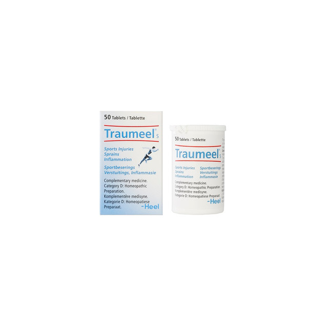 Traumeel S Tablets