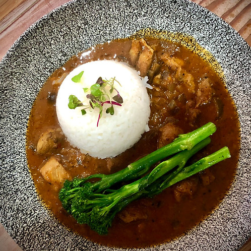A Chicken Curry