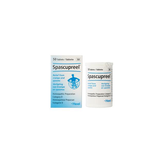 Spascupreel Tablets